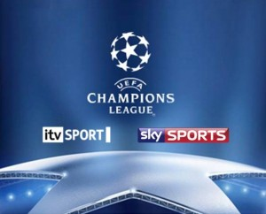 FOOTBALL: ITV and Sky retain Champions League rights