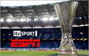 FOOTBALL: ITV and ESPN awarded UEFA Europa League rights