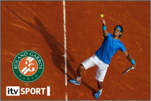 TENNIS: ITV secures French Open rights