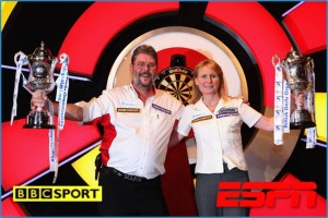 DARTS: BBC and ESPN to share BDO World Championship coverage
