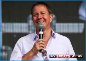 FORMULA 1: Martin Brundle confirms switch to Sky Sports