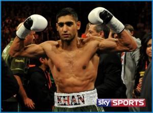 BOXING: King Khan returns to Sky Sports