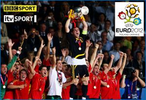FOOTBALL: BBC / ITV confirm Euro 2012 match choices