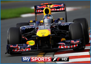 FORMULA 1: Sky Sports to launch dedicated F1 channel