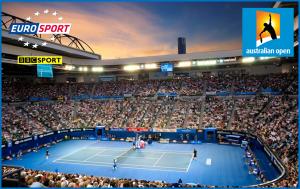 TENNIS: Australian Open 2012 – Live on British Eurosport / BBC