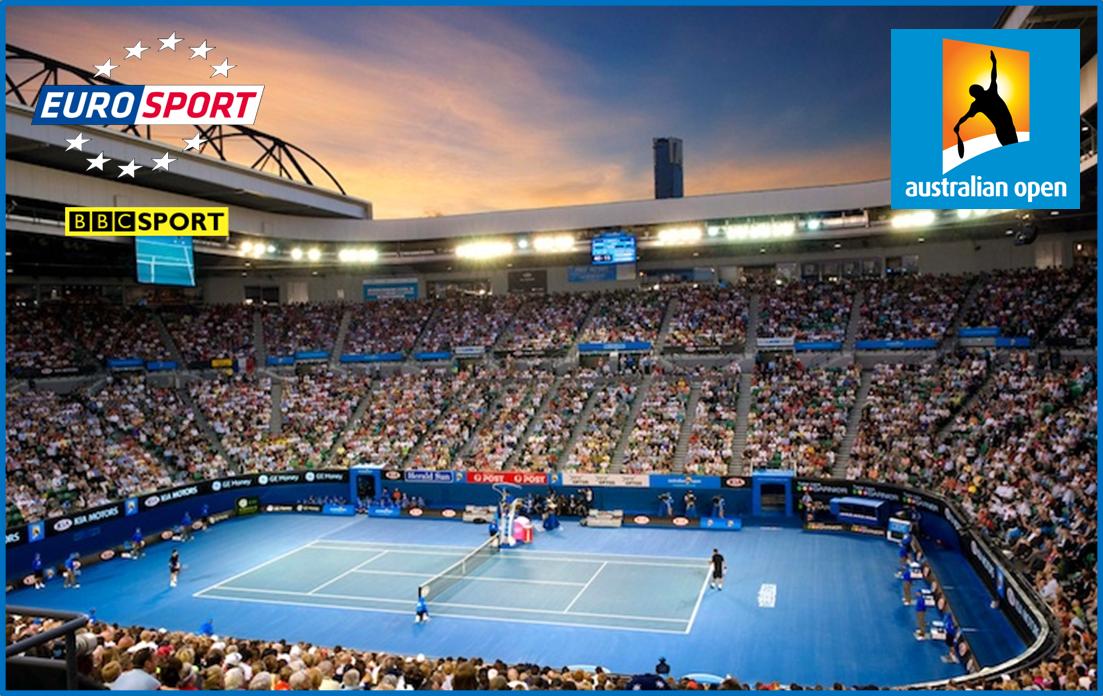 tennis  australian open 2012  u2013 live on british eurosport