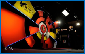 DARTS: Game on for women's TV darts campaign