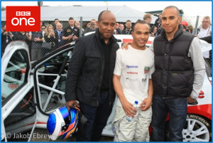 MOTORSPORT: 'Racing with the Hamiltons – Nic in the Driving Seat' – Documentary on BBC One