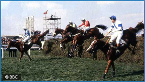 Classic Grand National moments on the BBC