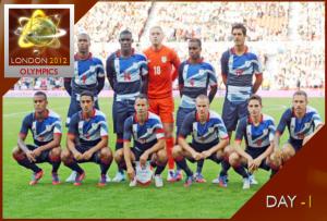 London 2012 Olympics Watch – Thurs 26th July
