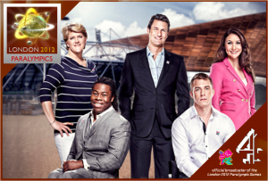 London 2012 Paralympic Games – Meet the Channel 4 team