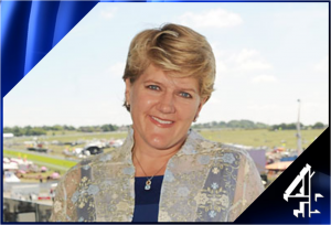 RACING: Clare Balding joins Channel 4 Racing