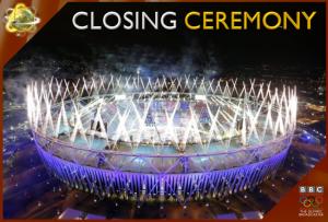 London 2012 Olympics – Closing Ceremony live on BBC One