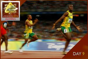 London 2012 Olympics Watch – Sunday 5th August