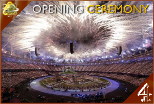 London 2012 Paralympics Opening Ceremony – Exclusively live on Channel 4