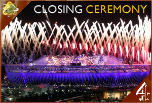 London 2012 Paralympics Closing Ceremony – Exclusively live on Channel 4