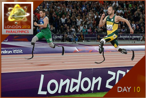 London 2012 Paralympics Watch – Day 10