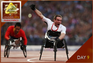 London 2012 Paralympics Watch – Day 9