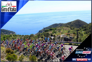 Giro d'Italia 2013 – Live on British Eurosport, Highlights on Sky Sports