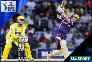 Indian Premier League 2013 – Live on ITV4