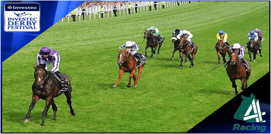 Investec Derby Festival 2013 live on Channel 4