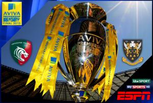 Aviva Premiership Final 2013: Leicester v Northampton live on ESPN