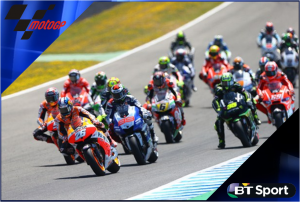 BT Sport secures exclusive MotoGP rights from 2014 season