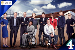 Channel 4 wins BAFTA award for London 2012 Paralympics coverage