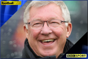Fergie Time – BBC One to air Football Focus special