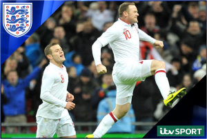 ITV wins live rights to England qualifiers for Euro 2016 and World Cup 2018