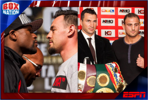 Klitschko v Pianeta & Mayweather v Guerrero – Live this Saturday
