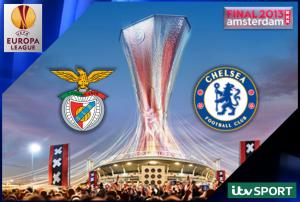 UEFA Europa League Final 2013 – Benfica v Chelsea live on ITV