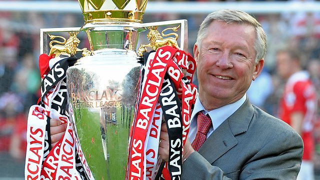 FOOTBALL: Sir Alex Ferguson – 25 Years United – New series on ESPN Classic