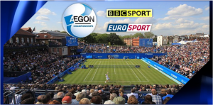 AEGON Championships 2013 live on BBC TV & Eurosport