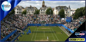 AEGON International 2013 live on BBC Two & Eurosport
