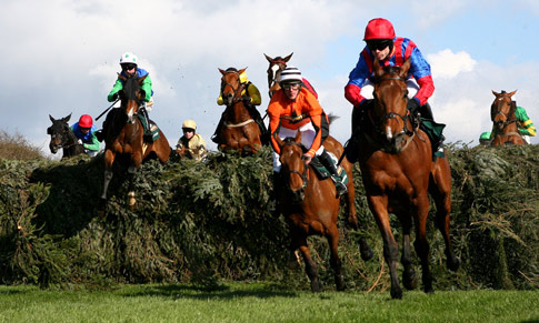 RACING: Grand National 2011 on the BBC