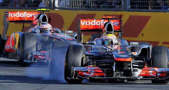 FORMULA 1: BBC and Sky to share rights from 2012