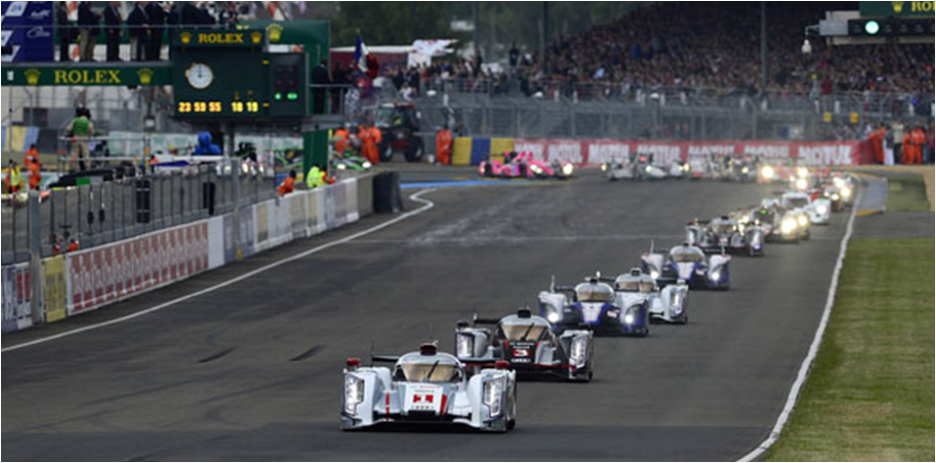 Le Mans 24 Hours 2013 live on British Eurosport