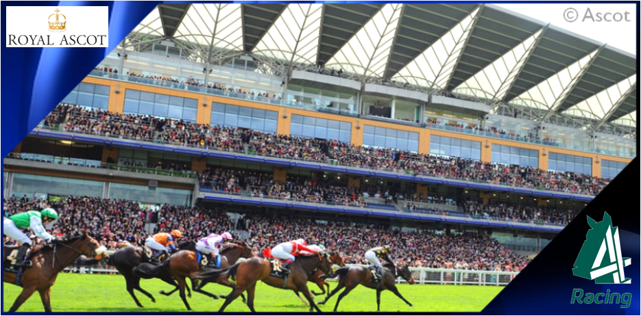 Royal Ascot 2013 live on Channel 4