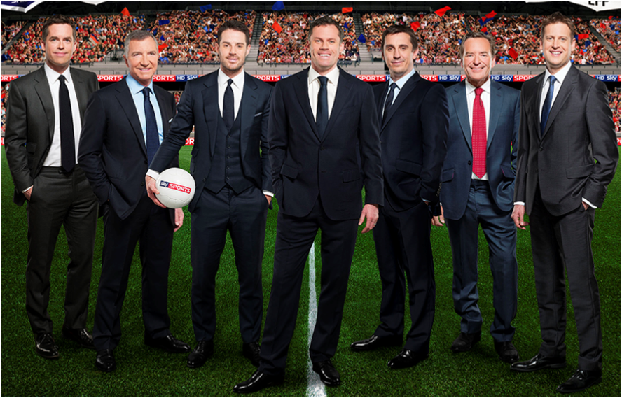 Sky Sports unveils new-look football coverage for 2013-14 season