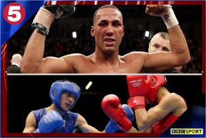 DeGale v Bozic live on Channel 5 / European Amateur Champs highlights on BBC Two