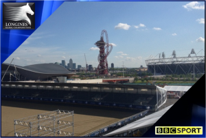 Longines Global Champions Tour – Live from London's Olympic Park on BBC One