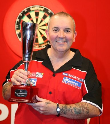 DARTS: PDC Players Championship returns to ITV4