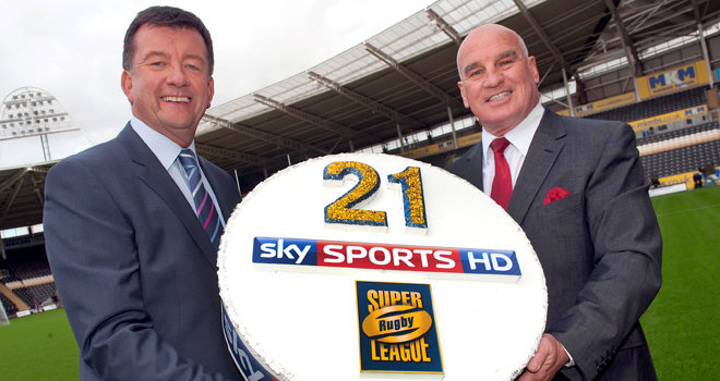 RUGBY LEAGUE: Sky Sports extends Super League deal