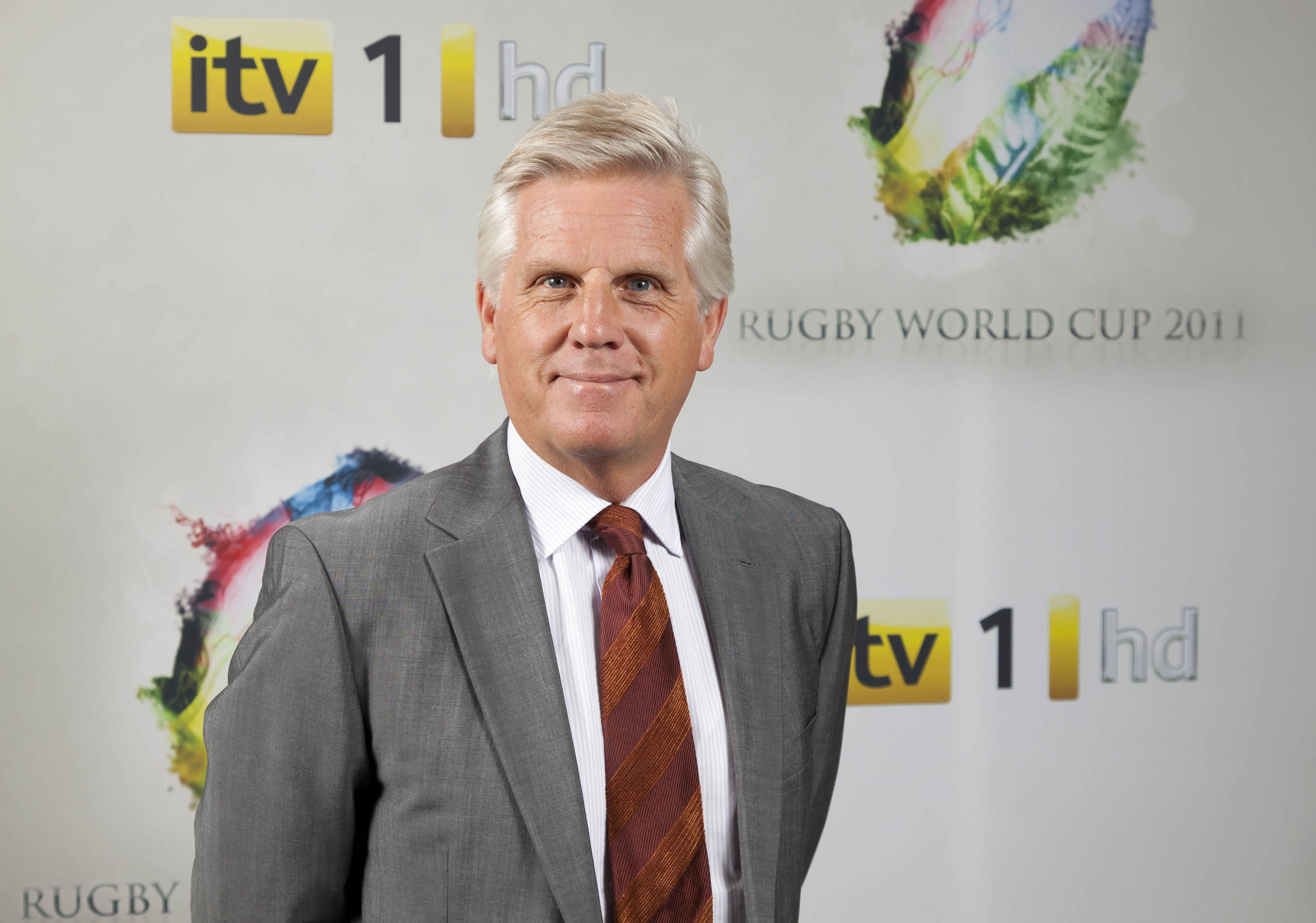 RUGBY UNION: Rugby World Cup 2011 on ITV