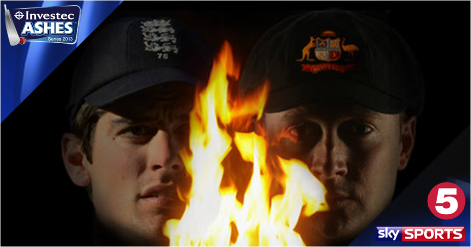Ashes 2013: England v Australia on Sky Sports & Channel 5