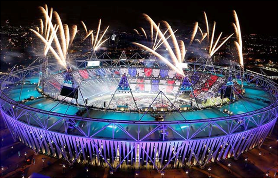 One year on from London 2012: BBC's anniversary programming