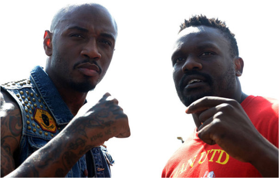 Behind Enemy Lines: Chisora v Scott live on BoxNation