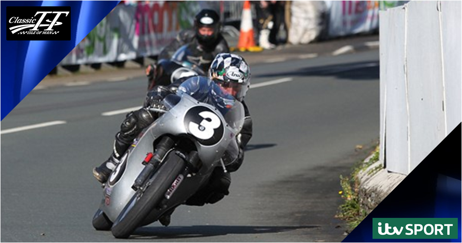 ITV4 to show Isle of Man Classic TT special