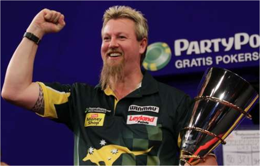PDC European Championship 2013 live on ITV4